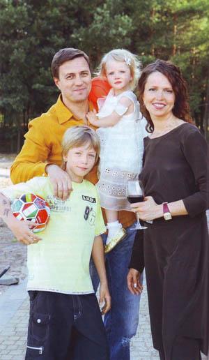 руденко анатолий и его жена: